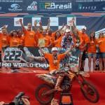 GP Campo Grande: quarto titolo per Cairoli!