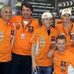Cairoli prolunga il contratto con KTM per altri due anni