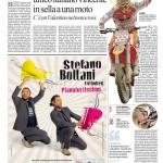 Tony su La Repubblica