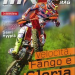 MXGP mag - cover