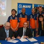 Mapei e KTM motocross: la partnership continua.