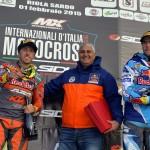 Int. Italia 1 - Riola Sardo