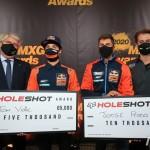 A Prado l' Holeshot Award MXGP!